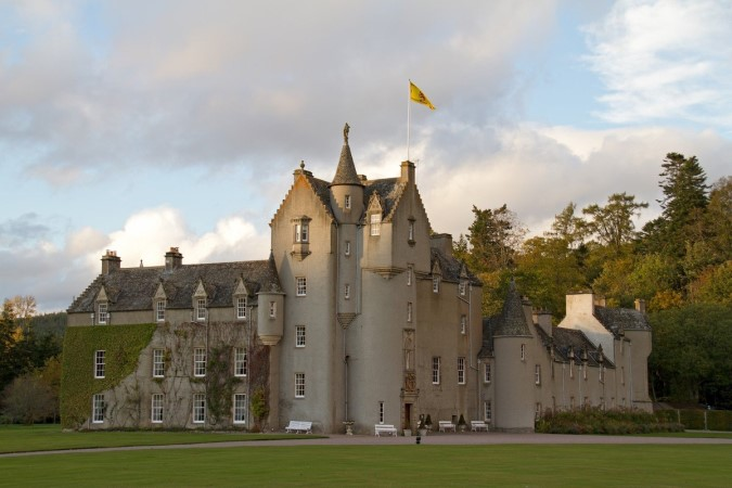 Ballindalloch-castle