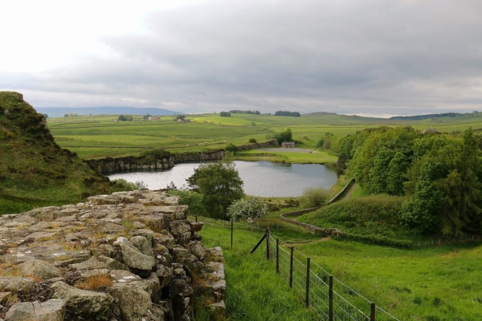 Hadrian's Wall & Cawfield Quarry