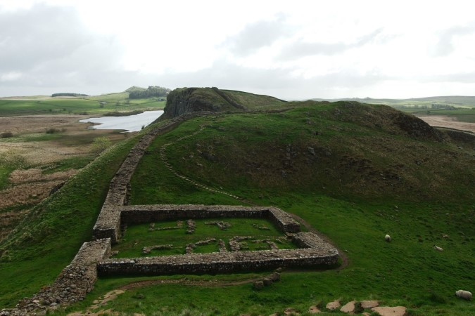 Hadrian's Wall route2 - 2