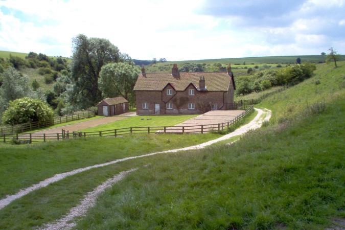 House, Wharram Percy