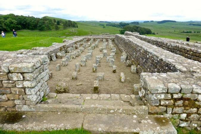 Roman Granary, Housesteads-min