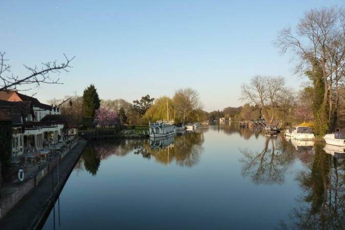 Thames at Goring - 2