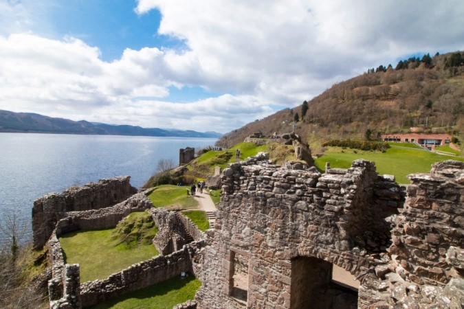 View from Urquhart Castle