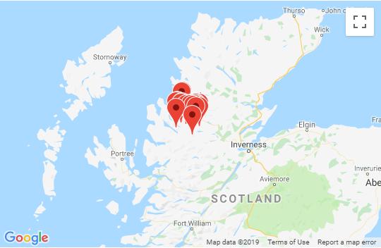 Region 13 map