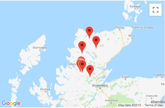 Region 14 map