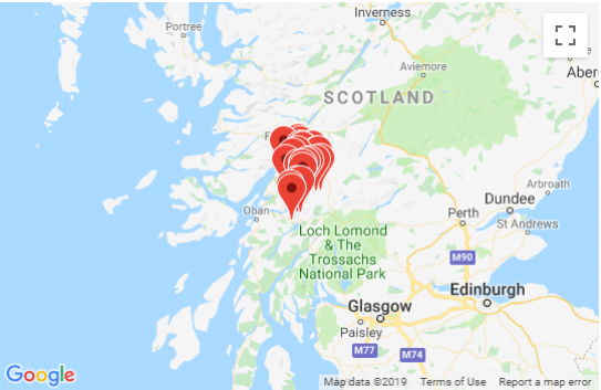 Region 3 map