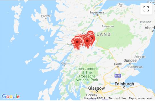 Region 4 - map