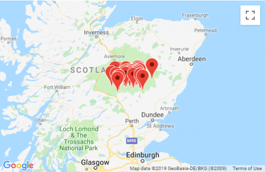 Region 6 map
